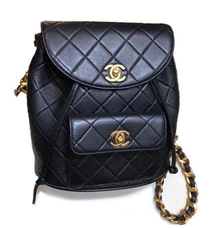 Mochila Mala Bolsa Chanel