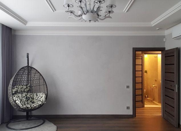 L Роскошная 2 ком. квартира в жк Гольфстрим с Дизайнерским Ремонтом.