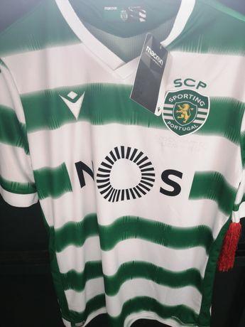 Camisola do Sporting