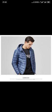 Продается пролет Деми куртка пуховик 48 размер.
