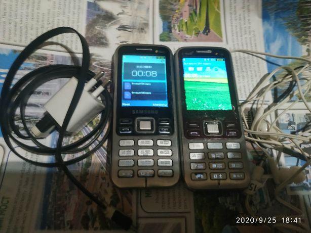 ПродамТелефонНаДвеСимКартыДляНезрячихСпрошивкойСлепсунгSamsung3322