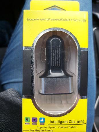 Зарядное USB для авто