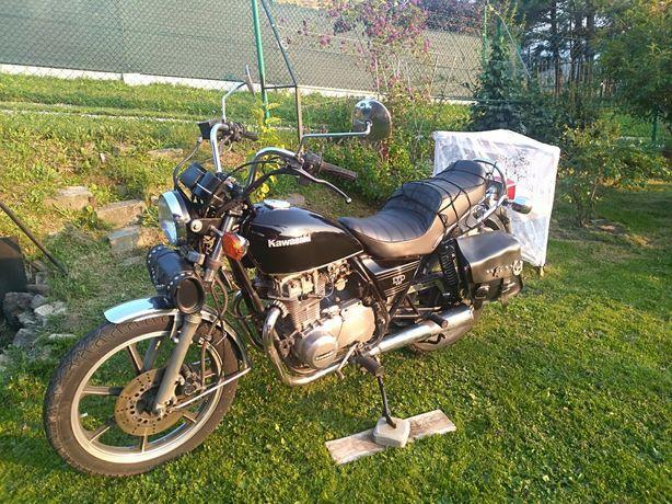 Kawasaki motocykl KZ 440 LTD