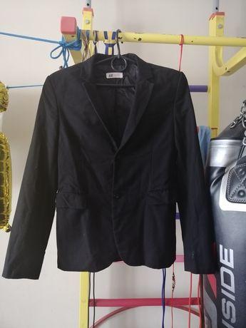 Школьный пиджак H&M, одежда в школу, пиджак для подростка