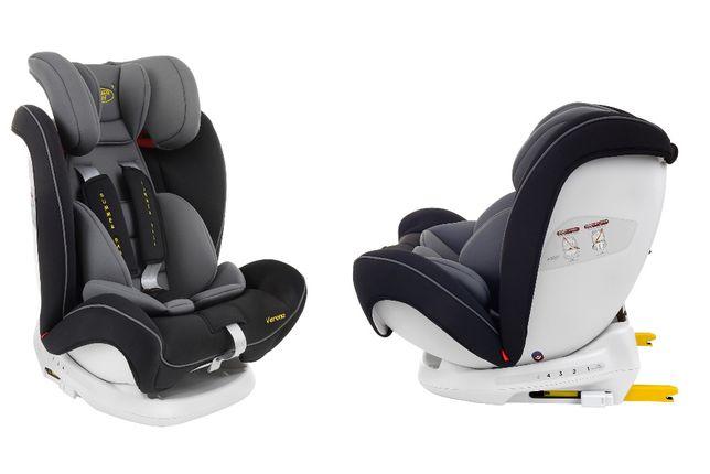 Fotelik samochodowy VERONA Isofix 9-36kg Summer Baby