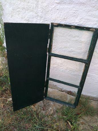 Janelas 2 (ferro + vidros)