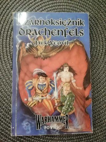 Czarnoksiężnik Drachenfels - Jack Yeovil ' Warhammer