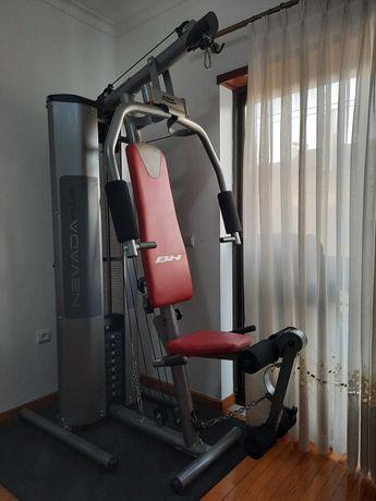Máquina Musculação - BH Nevada Plus GX119