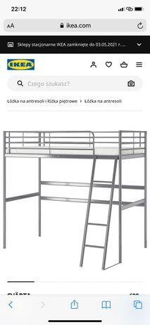 Łóżko na antresoli Ikea