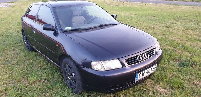 Audi A3 1.6  8l  '99   Wroc  Benzyna  fa bez Vat