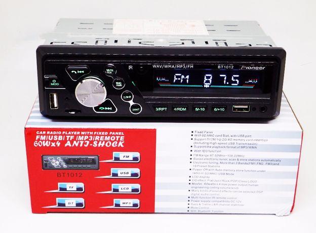 Магнітола Pioneer BT (4x50W) з Bluetooth