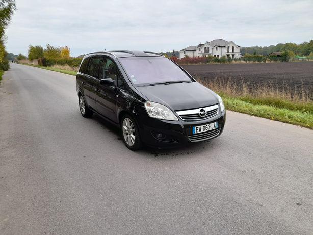 Opel Zafira 1.7 cdti 125km Cosmo