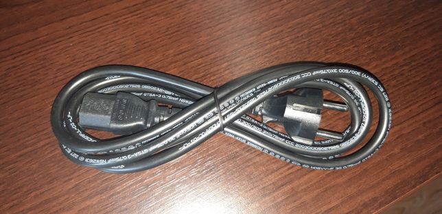 Oryginalny kabel zasilający DELL DP/N 078390