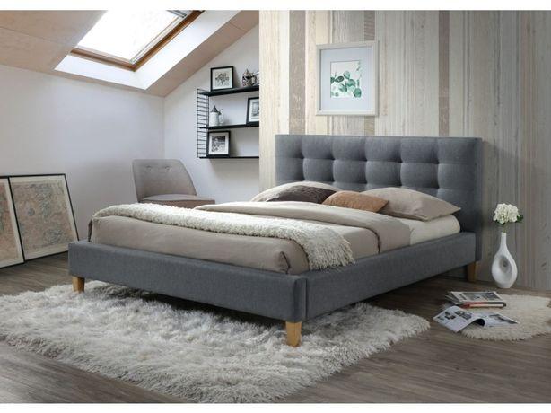 Łóżko tapicerowane TEXAS 140/200 transport 0zł