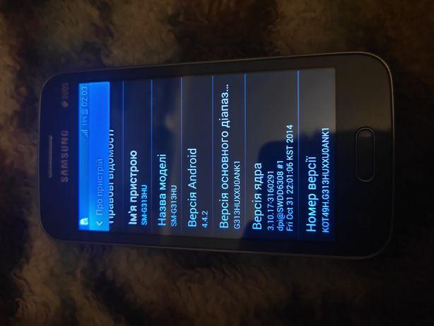 Срочно ! Samsung SM-G313, состояние 10/10, без потертостей и сколов !