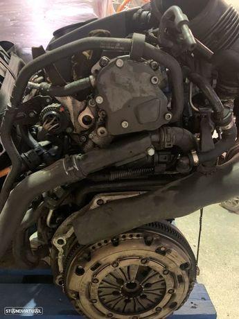Motor 1.9tdi 105cv BLS