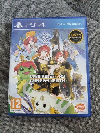 Digimon Story Cyber Sleuth PS4 wersja angielska