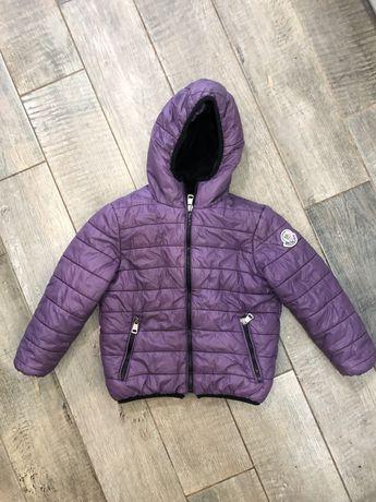 Куртка зима 3-4 года moncler