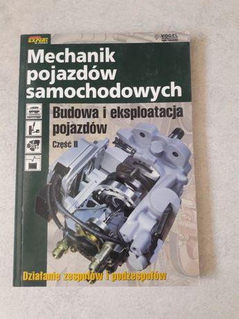 Budowa i eksploatacja pojazdów Część II Marian Kozłowski (red.)
