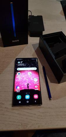 Samsung Galaxy Note 10 wersja 256 GB  Aura Glow