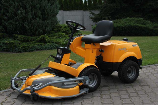 STIGA Park Power  v2 Traktorek kosiarka