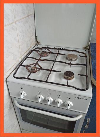 Kuchenka gazowa Mastercook super kuchnia piec piekarnik gaz Bielsko