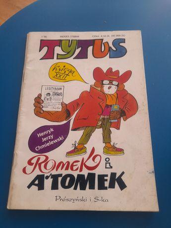 Tytus Romek i Atomek księga XXII