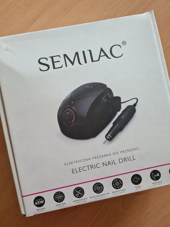 Frezarka do paznokci Semilac 65W czarna STAN IDEALNY