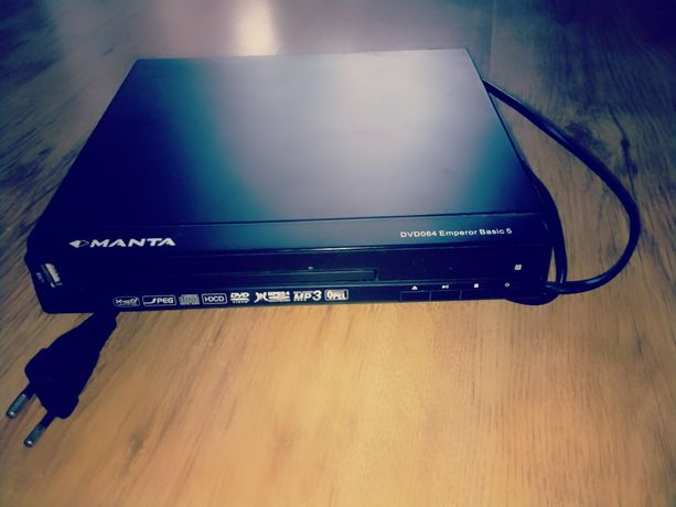 Odtwarzacz Manta sprawny USB