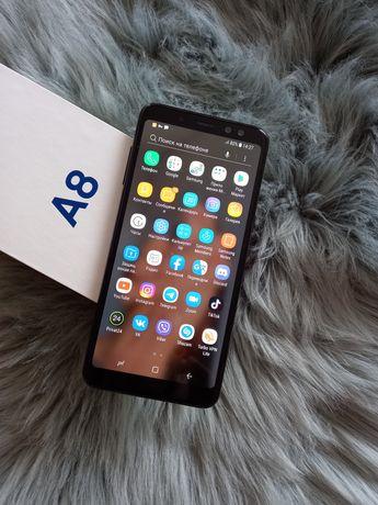 Samsung A 8 в очень хорошем состоянии из бережных рук.