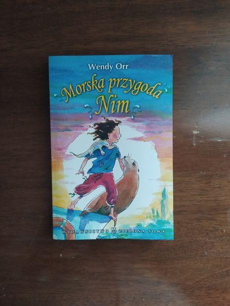 Wendy Orr - Morska przygoda Nim