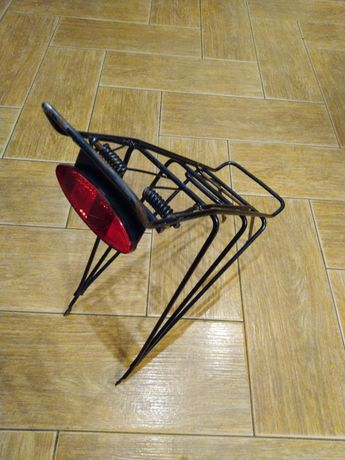 Bagażnik rowerowy 24 cale, z odblaskiem