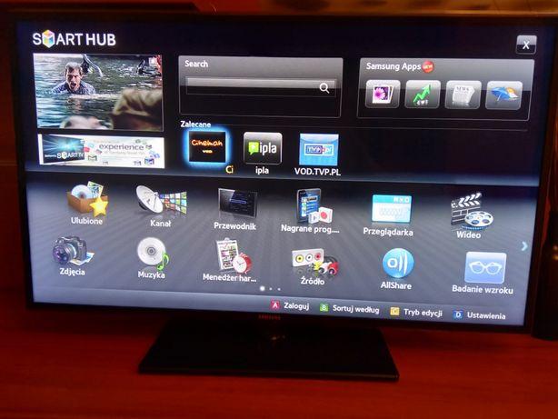 """Tv Samsung 46"""" 3 D 400 Hz"""