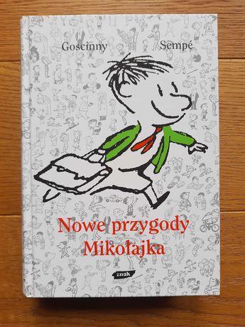 Nowe przygody Mikołajka, Goscinny Sempe