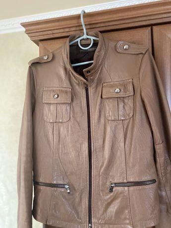 Куртка натуральная кожа