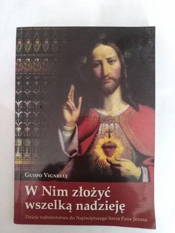 """W NIM złożyć wszalką nadzieję""""Guidouido Vignelli"""