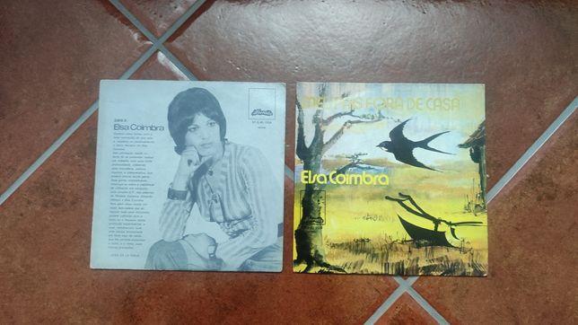 """LPs (7"""") Elsa Coimbra"""