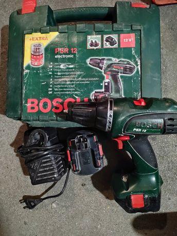 wkrętarka akumulatorowa Bosch. Model PSR12