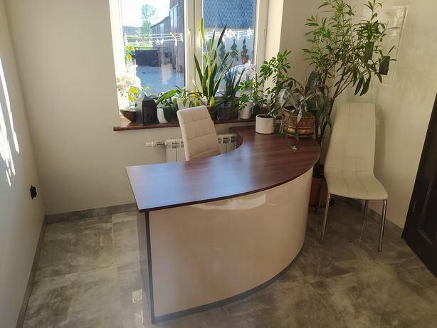 Biuro biurko - jak nowe