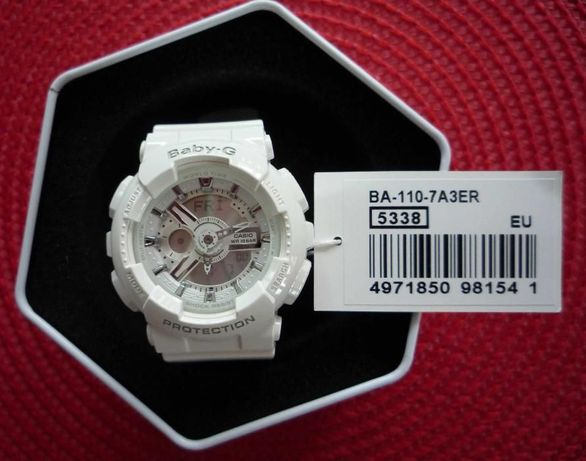 Nowy zegarek damski Casio Baby-G BA-110-7A3ER