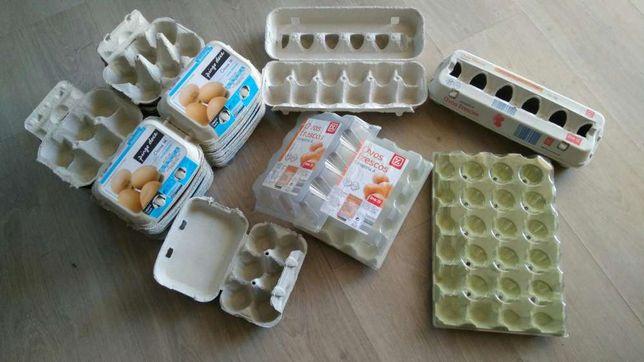 Caixas para ovos