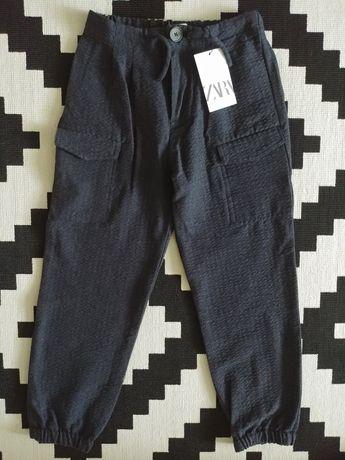 Spodnie Zara 140 z metką