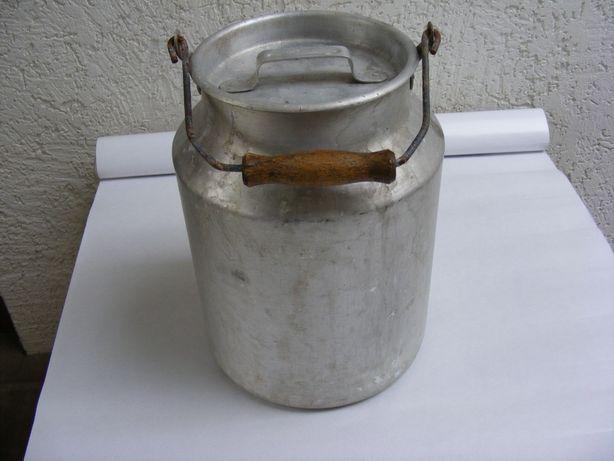 Бидон, алюминий пищевой