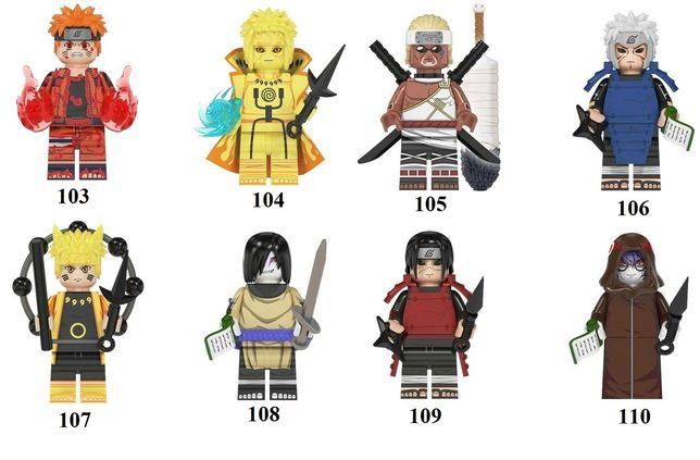 Лего Наруто, Едо-Тенсей