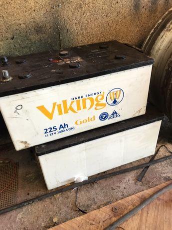 Акумулятори Вікінг 225Ah 12v 1400A