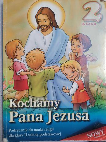 Kochamy Pana Jezusa klasa 2