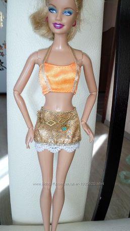Набор одежды для куклы Барби Barbie юбка, юбочка
