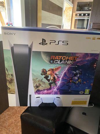 PlayStation 5 Standard Edition c 2 jogos NOVA