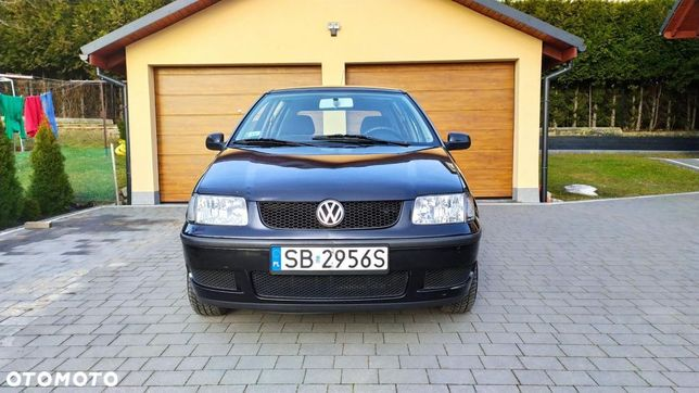 Volkswagen Polo VW Polo 3 FL 1.4 MPI 2001 Klima