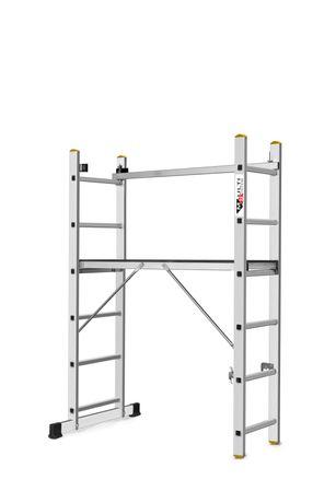 Риштування (Польща)алюмінієва помост драбина лестница